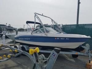 Used Bayliner 185 Bowrider High Performance Boat For Sale