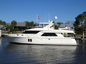 Used Ocean Alexander 72 Pilot House Motor Yacht For Sale