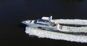 Used Azimut 64 Flybridge Mega Yacht For Sale