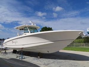 Used Boston Whaler 37 Outrage Center Console Fishing Boat For Sale