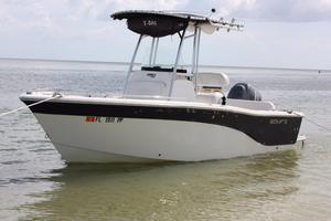 Used Sea Fox 209 Commander Sports Fishing Boat For Sale