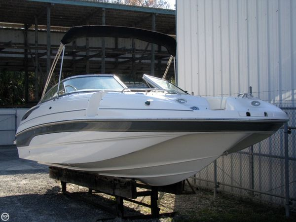 Used Bryant 236 Deck Boat For Sale