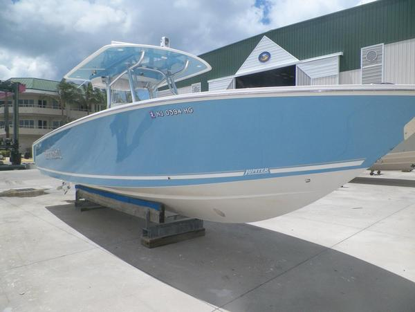 Used Jupiter 34 FS Saltwater Fishing Boat For Sale