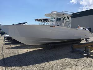 Used Cape Horn 32 Open Center Console Fishing Boat For Sale