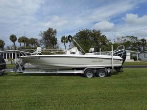 Used Boston Whaler 24 Dauntless Center Console Fishing Boat For Sale