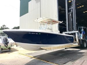 Used Sailfish 240 Center Console Fishing Boat For Sale