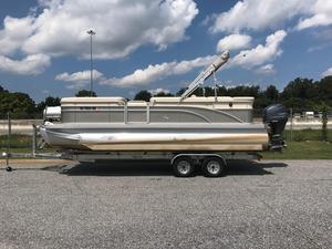 Used Bennington 22slx Pontoon Boat For Sale