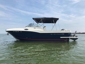 Used Seaswirl 220 DC Sports Fishing Boat For Sale