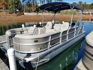Used South Bay 522 SLX Pontoon Boat For Sale