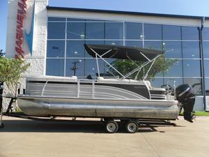 Used Harris Solstice 220 Pontoon Boat For Sale