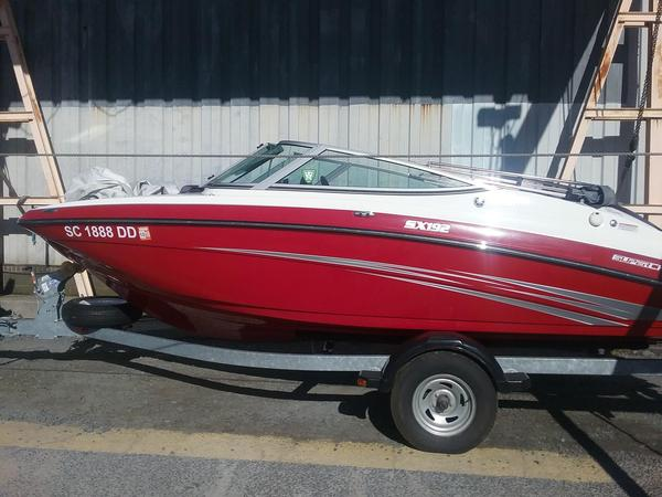 Used Yamaha SX 192 High Performance Boat For Sale