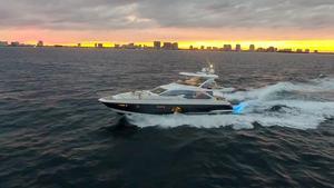 Used Azimut 72 Flybridge Mega Yacht For Sale