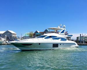 Used Azimut 64 Flybridge Motor Yacht For Sale