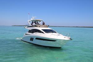 Used Sea Ray 51 Flybridge Mega Yacht For Sale