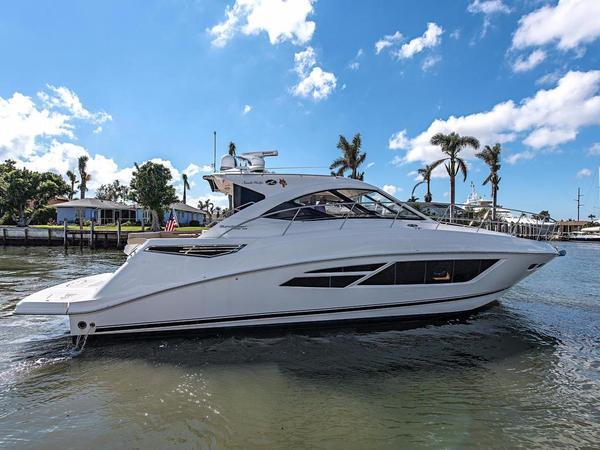 Used Sea Ray Sundancer Mega Yacht For Sale