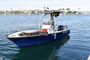 Used Thresher 21 Center Console Fishing Boat For Sale