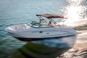 New Sea Ray 290 Sundeck High Performance Boat For Sale