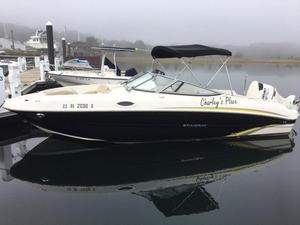 Used Stingray 234lr Other Boat For Sale