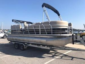 Used Bentley 223 Elite Admiral Pontoon Boat For Sale
