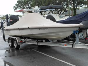 Used Shearwater 22X Saltwater Fishing Boat For Sale
