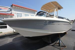 Used Scout 210 XSF Sports Fishing Boat For Sale