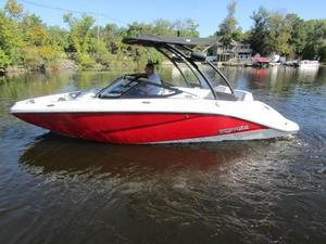 New Scarab 195 HO High Performance Boat For Sale