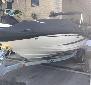 Used Sea Ray 19 SPX Bowrider Boat For Sale