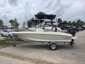 New Boston Whaler 170 Dauntless High Performance Boat For Sale