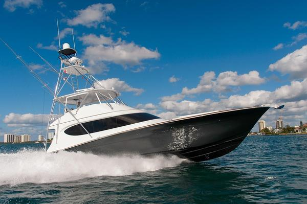 Used Hatteras GT70 Sports Fishing Boat For Sale