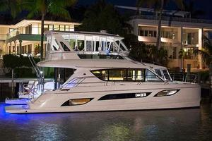 New Aquila 48 Mega Yacht For Sale