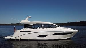 Used Sea Ray 460 Sundancer Sports Cruiser Boat For Sale
