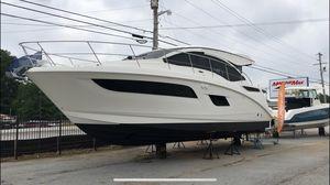 New Sea Ray Sundancer 400 Motor Yacht For Sale