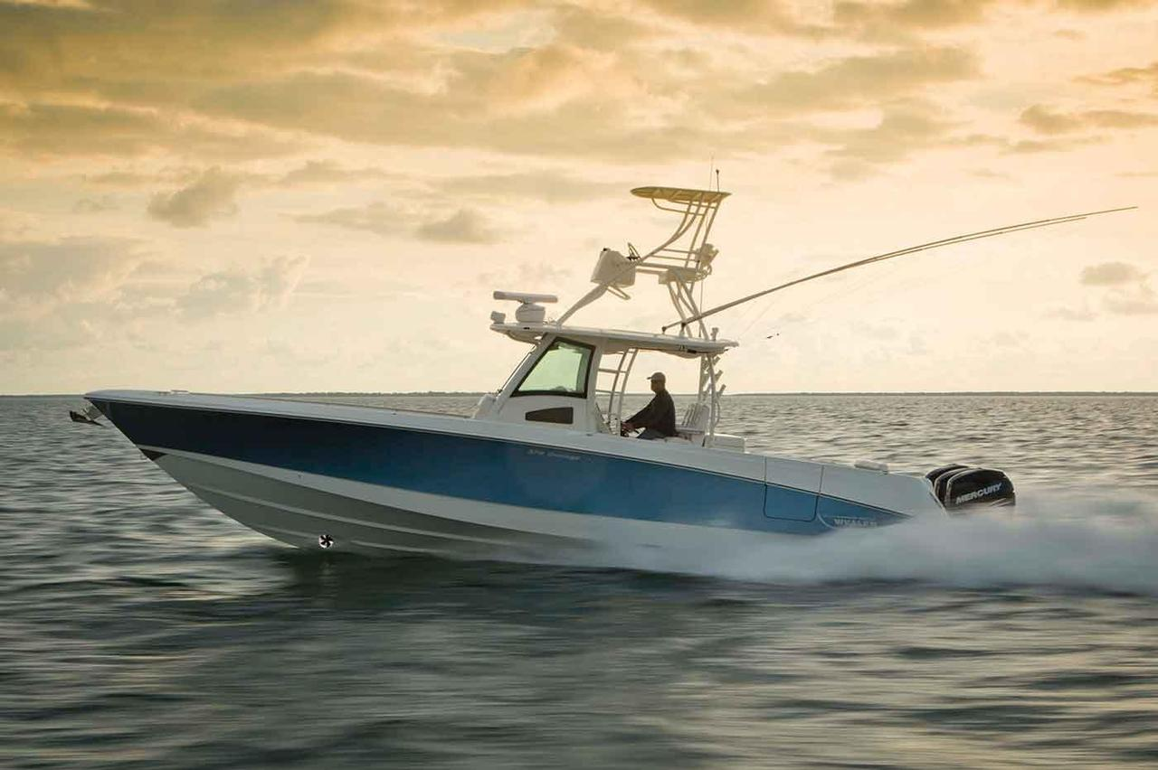 ... New Boston Whaler 370 Outrage Sports Fishing Boat For Sale ...