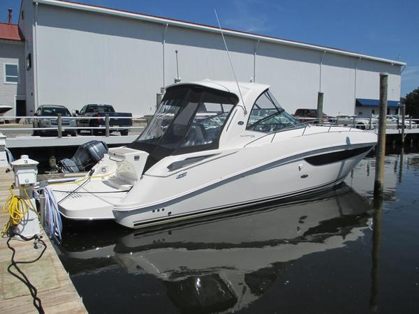 New Sea Ray Sundancer 370 Sports Cruiser Boat For Sale