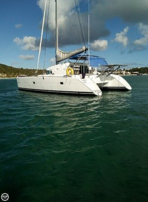 Used Lagoon 410 S2 Catamaran Sailboat For Sale