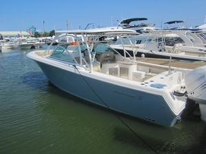 New Sailfish 325 Dual Console Saltwater Fishing Boat For Sale