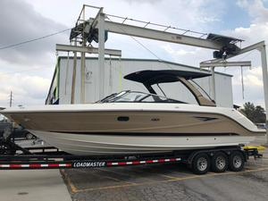 New Sea Ray SLX 310 High Performance Boat For Sale