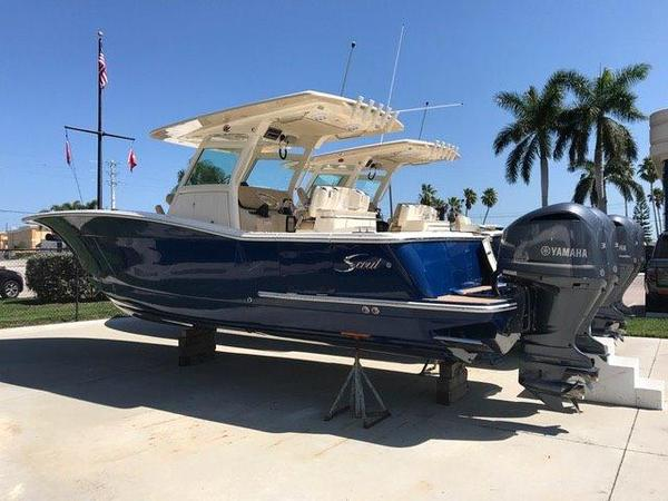 New Scout Boats 300 LXF Saltwater Fishing Boat For Sale
