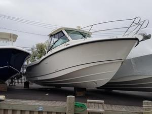 New Boston Whaler 285 Conquest Saltwater Fishing Boat For Sale