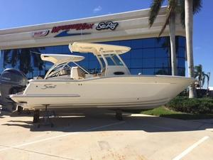 New Scout 275 LXF Saltwater Fishing Boat For Sale