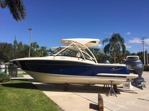 New Scout 255 Dorado Freshwater Fishing Boat For Sale