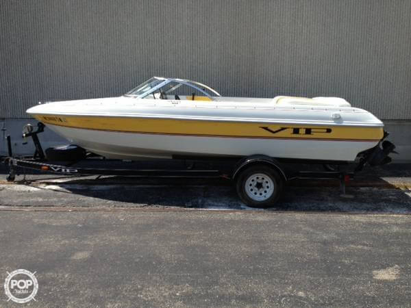 Used Vip 184S BR Deck Boat For Sale