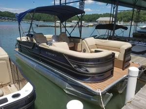 New Crest Cla230 Pontoon Boat For Sale