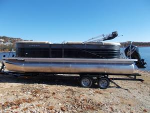 New Crest Creii230 Pontoon Boat For Sale