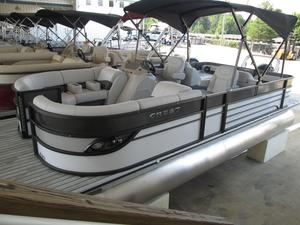 New Crest III 230 Pontoon Boat For Sale