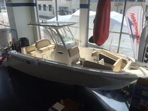 New Sailfish 236 CC Sports Fishing Boat For Sale