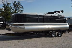 New Crest Crei220 Pontoon Boat For Sale
