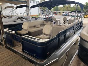 New Crest Crei220f Pontoon Boat For Sale