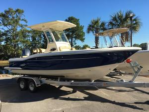 New Scout 225 XSF Saltwater Fishing Boat For Sale