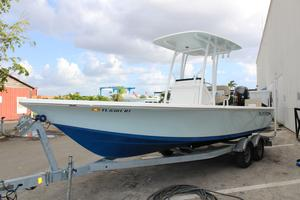 Used Sea Pro 22 Sports Fishing Boat For Sale